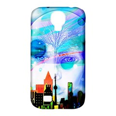 Dirty Dirt Spot Man Doll View Samsung Galaxy S4 Classic Hardshell Case (pc+silicone)