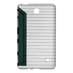 Construction Design Door Exterior Samsung Galaxy Tab 4 (8 ) Hardshell Case  by Amaryn4rt
