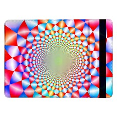 Color Abstract Background Textures Samsung Galaxy Tab Pro 12 2  Flip Case by Amaryn4rt