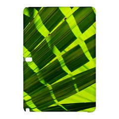 Frond Leaves Tropical Nature Plant Samsung Galaxy Tab Pro 10 1 Hardshell Case by Amaryn4rt