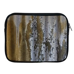 Grunge Rust Old Wall Metal Texture Apple Ipad 2/3/4 Zipper Cases by Amaryn4rt