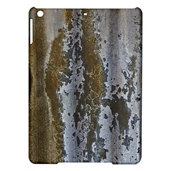 Grunge Rust Old Wall Metal Texture Ipad Air Hardshell Cases by Amaryn4rt