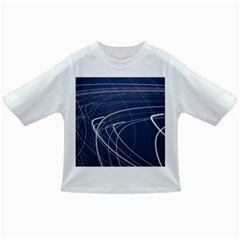 Light Movement Pattern Abstract Infant/toddler T Shirts by Amaryn4rt