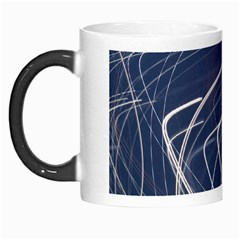 Light Movement Pattern Abstract Morph Mugs by Amaryn4rt