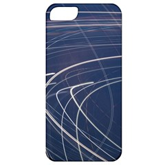 Light Movement Pattern Abstract Apple Iphone 5 Classic Hardshell Case