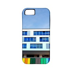 Office Building Apple Iphone 5 Classic Hardshell Case (pc+silicone) by Amaryn4rt