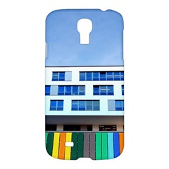 Office Building Samsung Galaxy S4 I9500/i9505 Hardshell Case by Amaryn4rt
