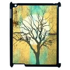 A Glowing Night Apple Ipad 2 Case (black) by digitaldivadesigns