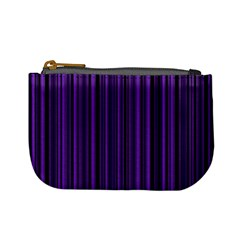 Purple Mini Coin Purses