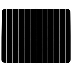 Black And White Lines Jigsaw Puzzle Photo Stand (rectangular) by Valentinaart