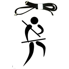 Arnis Pictogram Shoulder Sling Bags by abbeyz71