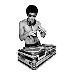 Bruce Lee Dj Memory Card Reader by offbeatzombie