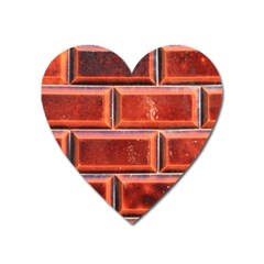 Portugal Ceramic Tiles Wall Heart Magnet by Amaryn4rt