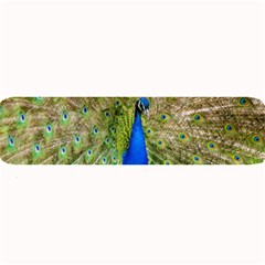 Peacock Animal Photography Beautiful Large Bar Mats by Amaryn4rt