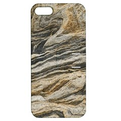 Rock Texture Background Stone Apple Iphone 5 Hardshell Case With Stand