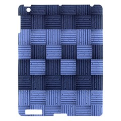 Texture Structure Surface Basket Apple Ipad 3/4 Hardshell Case by Amaryn4rt