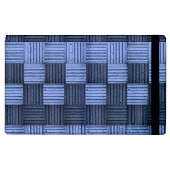 Texture Structure Surface Basket Apple Ipad 3/4 Flip Case by Amaryn4rt