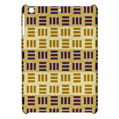 Textile Texture Fabric Material Apple Ipad Mini Hardshell Case by Amaryn4rt