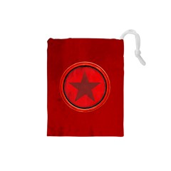 Rusviet Union Drawstring Pouch (small)