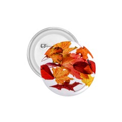 Autumn Leaves Leaf Transparent 1 75  Buttons