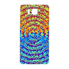 Background Color Game Pattern Samsung Galaxy Alpha Hardshell Back Case by Amaryn4rt