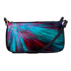 Background Texture Pattern Design Shoulder Clutch Bags by Amaryn4rt