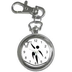 Aéroball Pictogram Key Chain Watches by abbeyz71