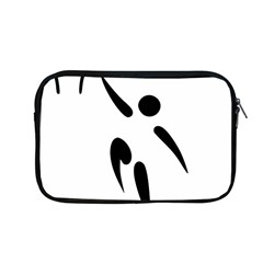 Aéroball Pictogram Apple Macbook Pro 13  Zipper Case by abbeyz71
