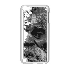 Grandfather Old Man Brush Design Apple Ipod Touch 5 Case (white) by Amaryn4rt