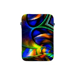 Light Texture Abstract Background Apple Ipad Mini Protective Soft Cases by Amaryn4rt