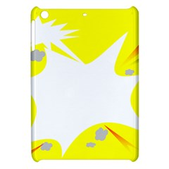Mail Holyday Vacation Frame Apple Ipad Mini Hardshell Case by Amaryn4rt