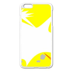 Mail Holyday Vacation Frame Apple Iphone 6 Plus/6s Plus Enamel White Case