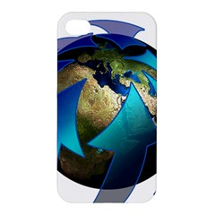 Migration Of The Peoples Escape Apple Iphone 4/4s Hardshell Case