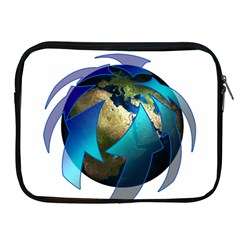 Migration Of The Peoples Escape Apple Ipad 2/3/4 Zipper Cases