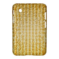 Pattern Abstract Background Samsung Galaxy Tab 2 (7 ) P3100 Hardshell Case  by Amaryn4rt