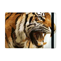 Royal Tiger National Park Apple Ipad Mini Flip Case by Amaryn4rt