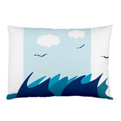 Sea Pillow Case