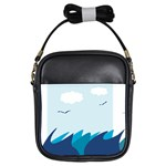 Sea Girls Sling Bags Front