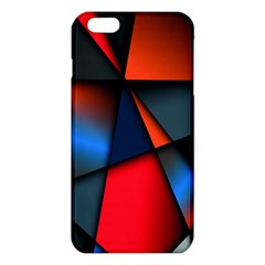 3d And Abstract Iphone 6 Plus/6s Plus Tpu Case by Nexatart