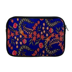Batik Fabric Apple Macbook Pro 17  Zipper Case