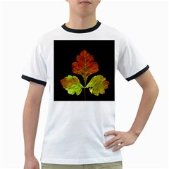Autumn Beauty Ringer T Shirts