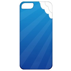Clouds Blue Sky Apple Iphone 5 Classic Hardshell Case