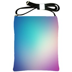 Background Blurry Template Pattern Shoulder Sling Bags