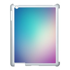Background Blurry Template Pattern Apple Ipad 3/4 Case (white) by Nexatart