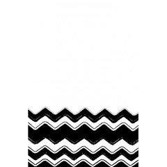 Chevrons Black Pattern Background 5 5  X 8 5  Notebooks by Nexatart