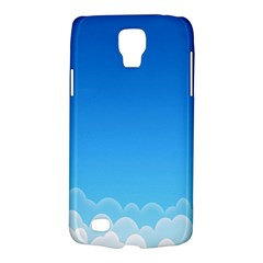 Clouds Illustration Galaxy S4 Active by Jojostore
