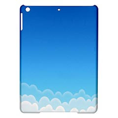 Clouds Illustration Ipad Air Hardshell Cases