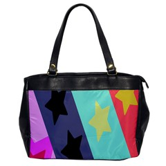 Cool Star Flag Office Handbags