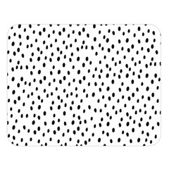 Dalmation Double Sided Flano Blanket (large)