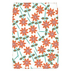Clipart Floral Seamless Flower Leaf Flap Covers (l)